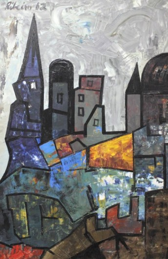 Ribeiro-Untitled Townscape